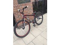 Public Enemy Big Ripper 29inch 2017 model. £575 Ono, excellent condition call 07889793293.