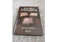 Sintering of ceramics - Mohamed N. Rahaman