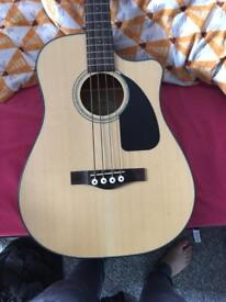 Fender Electro Acoustic Bass CB-100CE
