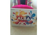 """ALBA 19"""" LED TV BRAND NEX IN BOX NEVER OPENED"""