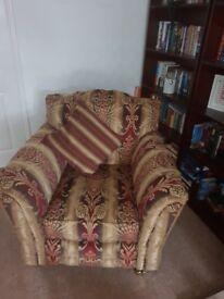 Alston Grande Sofa and chair