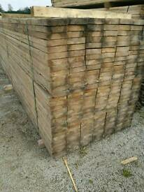 "6 x 1 1/2"" Sawn Timber - Various Lengths"