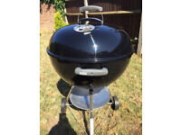 WEBER CHARCOAL BBQ EXCELLENT CONDITION