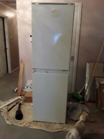 Integrated fridge/freezer