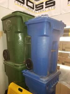 Roll-Out Bins - Industrial Grade - Starting At Only $99 Each!
