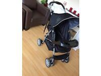 Graco buggy +Car Seat+Base=£35