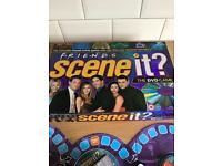 Friends Scene It Board Game