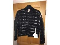 Black Moncler Puffer (Still with tags)