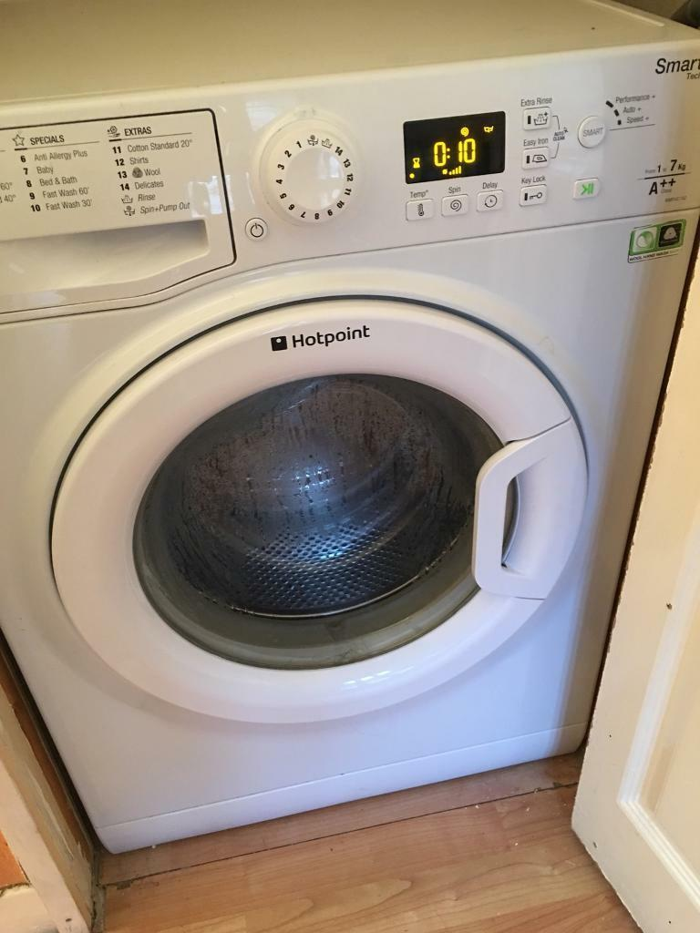 washing machine smart hotpoint Is excellent condition 9kg