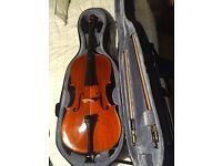 Stentor Advanced 1/2 size Cello for Sale