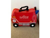Trunki for sale, used once, in great condition