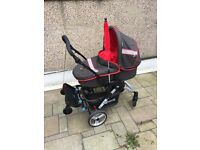Hauck apollo Travel System 3 in 1