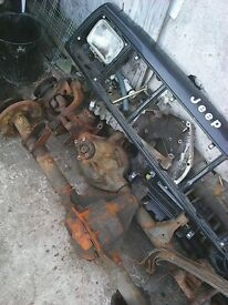 Jeep Cherokiee front axle for sale