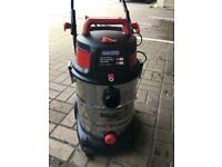 SEALEY VMA 915 Valet Machine Wet & Dry 30ltr Stainless Drum