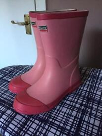 Town and country wellies
