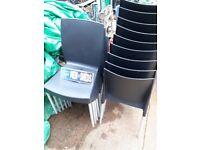 Office or garden light weight chairs