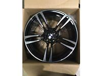 "Brand new 19"" M4 style Alloy wheels BMW"