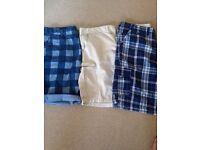 Men's combat shorts