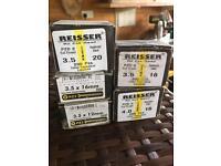 Reisser wood screws