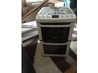 Zanussi ZCG551 Gas Cooker Excellent Condition