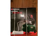 Parkside air compressor