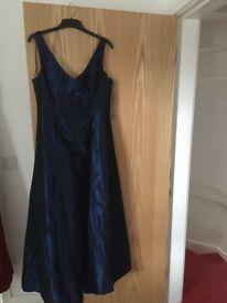 Gorgeous blue formal dress