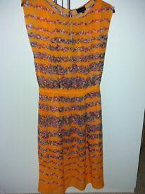 Warehouse Silk Summer Dress