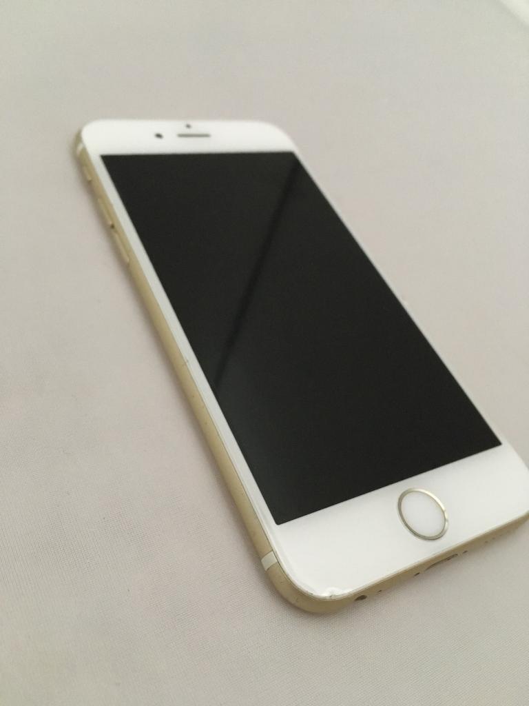 Apple iPhone 6s 16GB Gold Unlocked