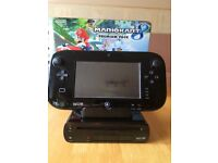 Wii U premium pack with Marino kart 8. Comes with all leads/accessories and 4 games