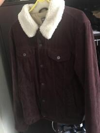 Men's Jacket, New, Size Large