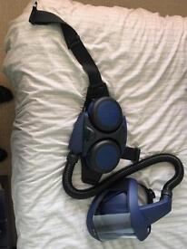 Sundstrom sr540 and sr500 safety mask and battery pack BRAND NEW!!