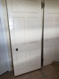 Original 1920's interior doors.