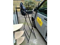 Three different clothes rails central London bargain