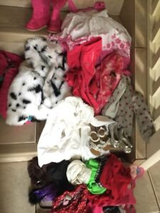 Toddlers clothing size 3
