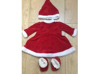 baby Christmas outfit (3-6m),good condition,from pet and smoke free home