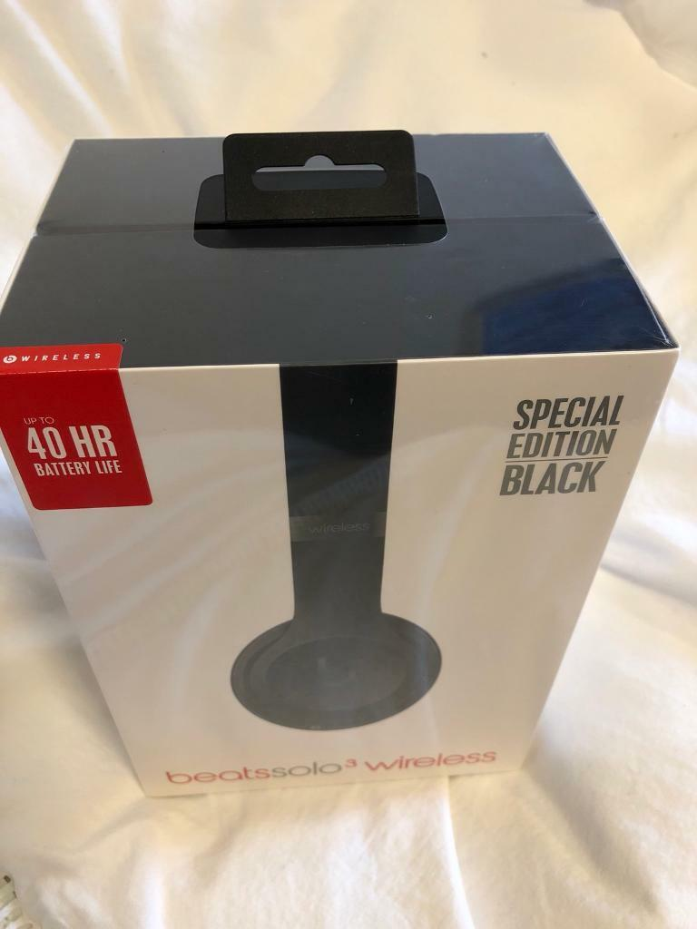 Beats Solo 3 Wireless Headphones BRAND NEW UNOPENED