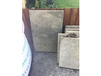 Slabs, free to a good home!