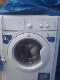 Spares or repair Washing machine and condenser dryer