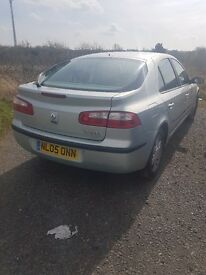 renault laguna quick sale no offers great cheap car