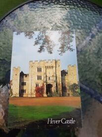 A 1988 Souvenir Guide Booklet of Hever Castle