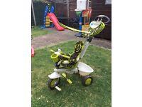 Child's 3 stage Smart Trike