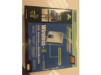 Linksys Wireless G Router
