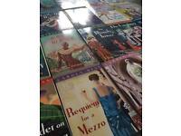 Carols Dunn collection (20 books)