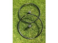 "Bike cycle wheels Concept 27.5"" quick release (QR)"