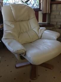 Leather / PVC Reclining Chairs