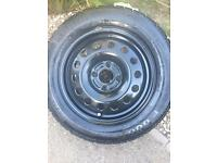 Ford Wheel Never Used