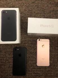 iPhone 6s 16gb, Rose gold, unlocked, £200 ono