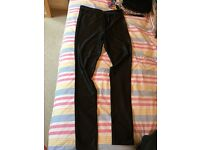 Primark Disco leggings, waist size 10, high waist, worn twice,