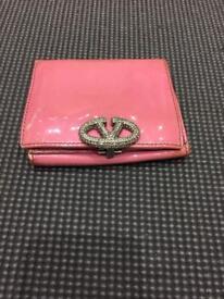 Versace pink purse - £45