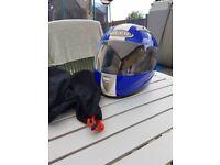 Crash helmet for sale